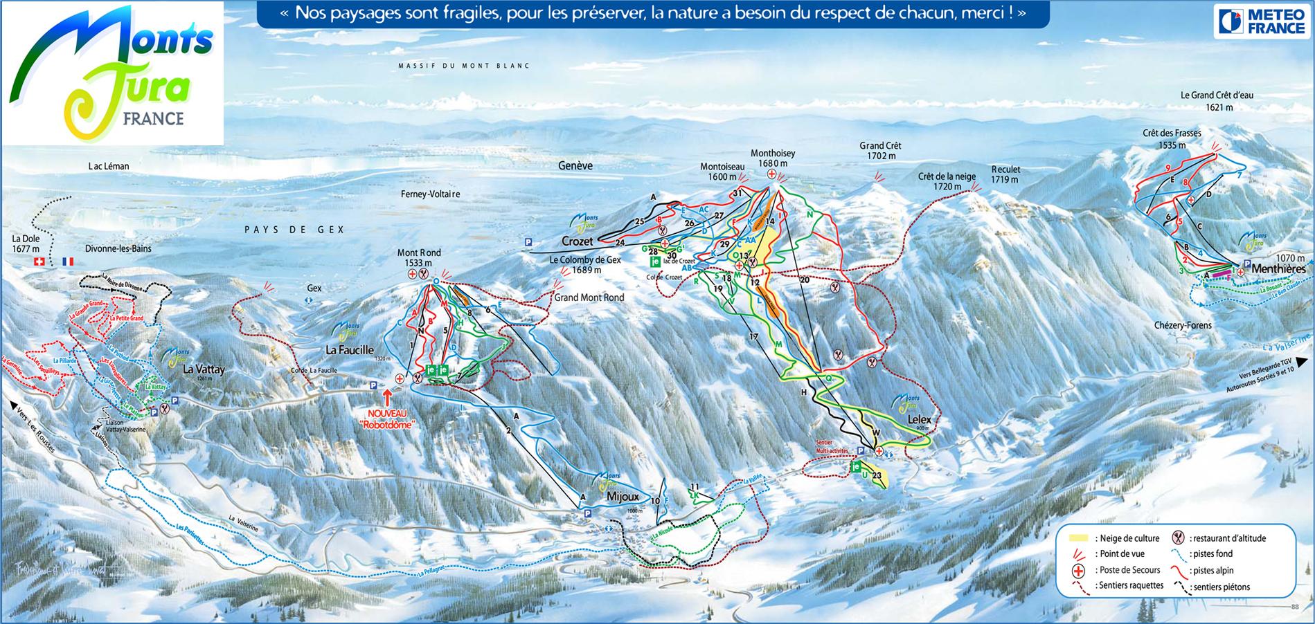 location ski lelex