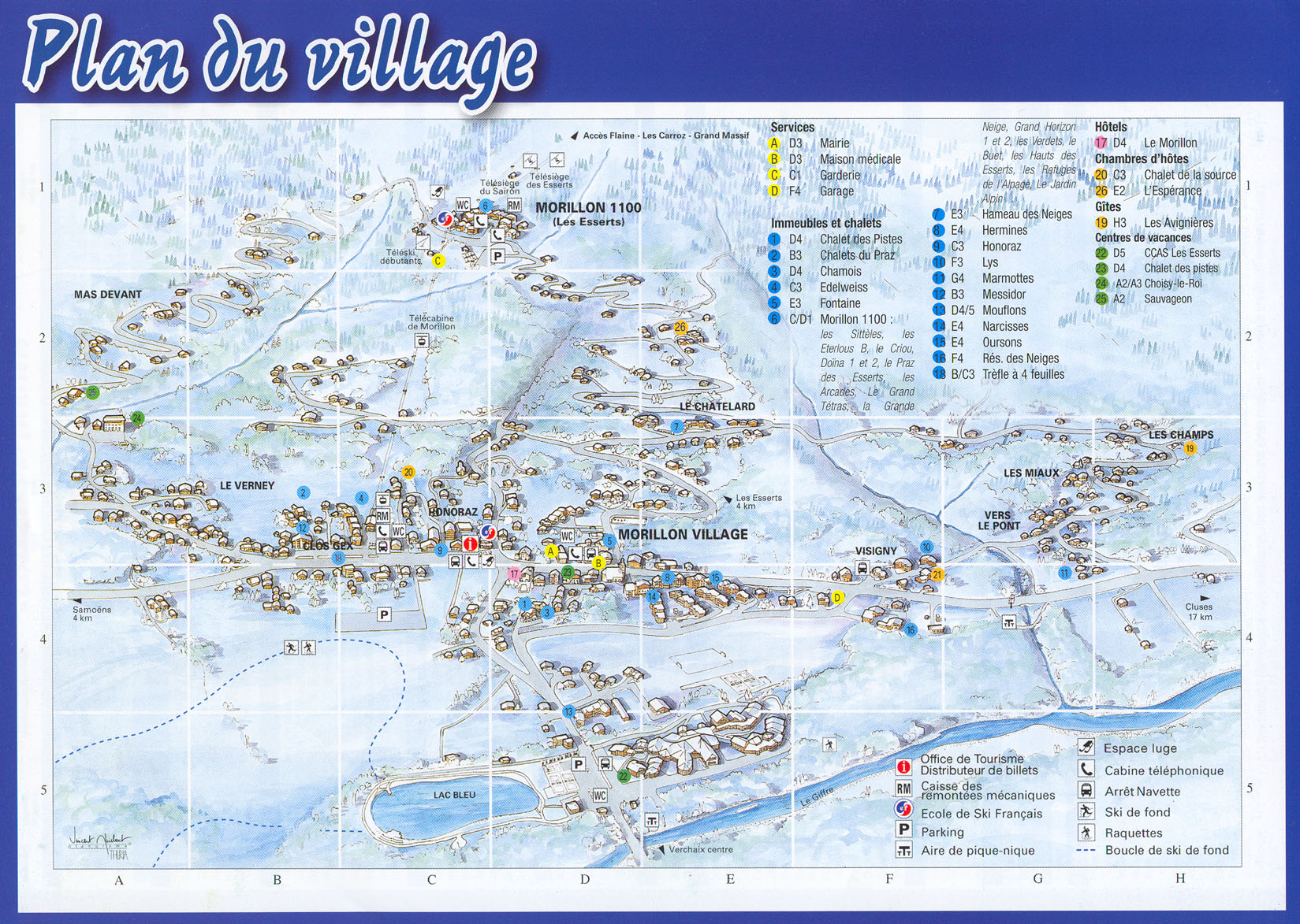 Location appartement ski Morillon - Travelski