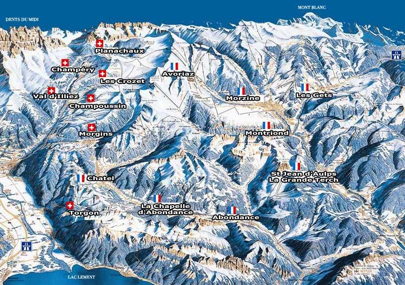 location les portes du soleil s 233 jour au ski avec ski planet
